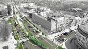 Jak zmieni się centrum Olsztyna, kiedy ruszą tramwaje?