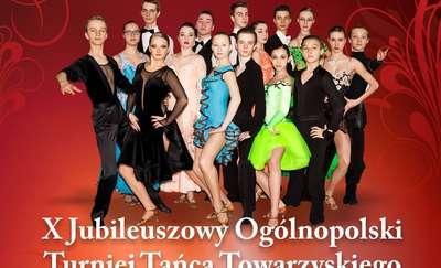 Ogólnopolski Turniej Tańca Towarzyskiego Mazury 2014
