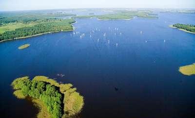 Nad Jeziorakiem biegacz stanie do rywalizacji z żeglarzem