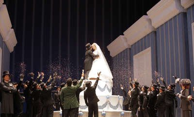 Kopciuszek - transmisja z The Metropolitan Opera