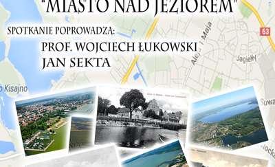 Giżycko - miasto nad jeziorami Niegocin i Kisajno