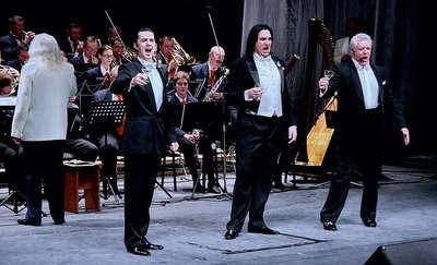 """""""Wiosenna Gala Operowa"""" w Filharmonii"""