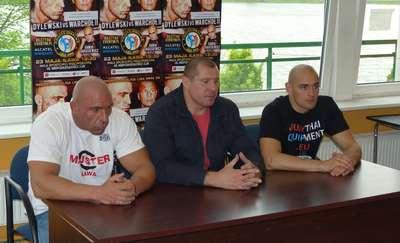 W Iławie odbędzie się gala MMA!