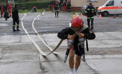 Zapraszamy na strażackie mistrzostwa