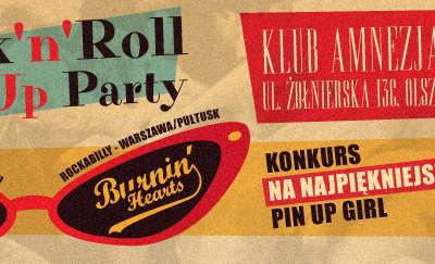 Rock'n'Roll Pin Up Party w Amnezji