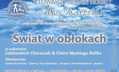 Koncert piosenek Marka Grechuty