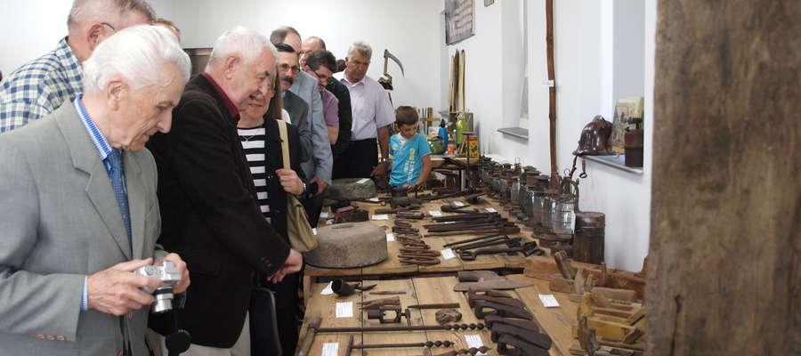 Już ponad 150 osób odwiedziło wystawę w ŻCK