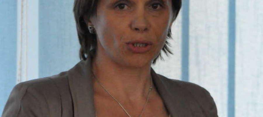 Prezes Stowarzyszenia Aneta Goliat zapowiada, że bez funduszy unijnych niepubliczny punkt Lubowidzu też będzie funkcjonować