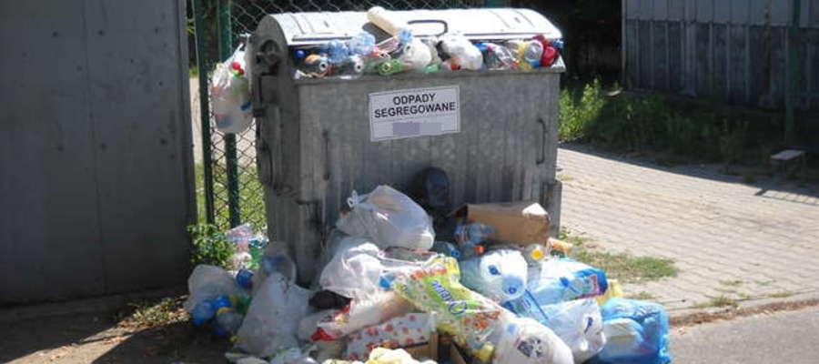 Zadłużenie za odbiór śmieci w Makowie nie jest duże