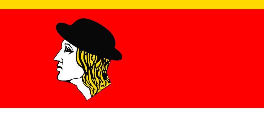 Wybrany projekt flagi Makowa