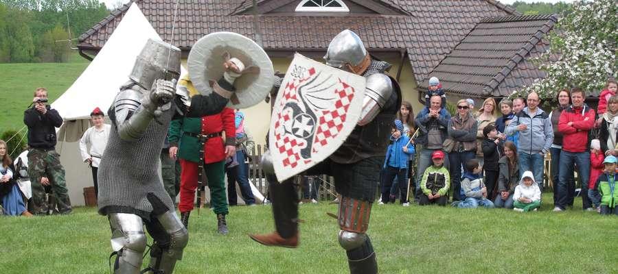 Rycerska Majówka zapoczątkowała tegoroczny sezon w Pieckach