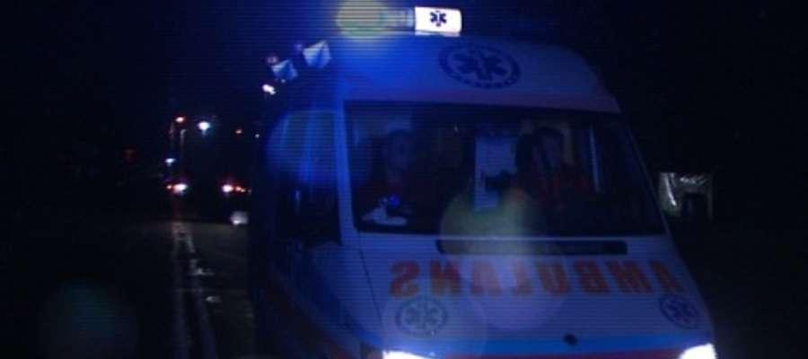 Do wypadku doszło w Siedlinie około godziny 23:30
