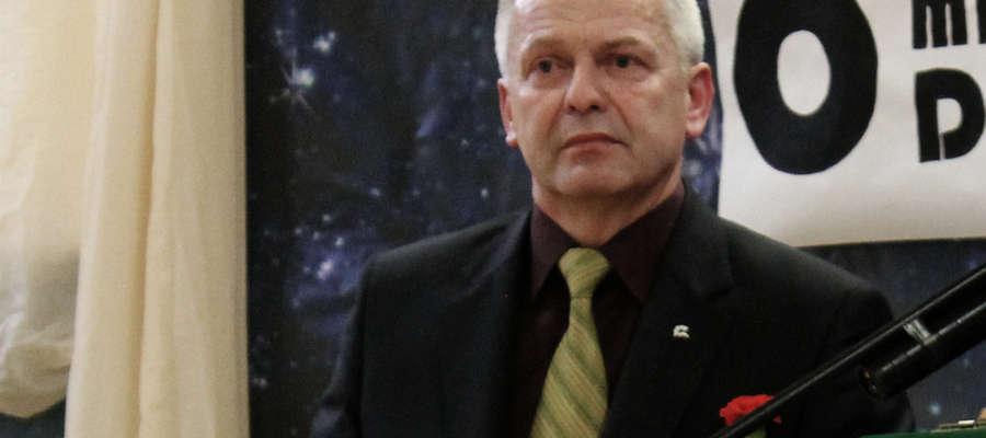Marek Dominiak zadeklarował, że wystartuje w najbliższych wyborach samorządowych, na stanowisko burmistrza Bisztynka.