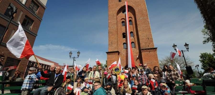 Święto Flagi w Elblągu