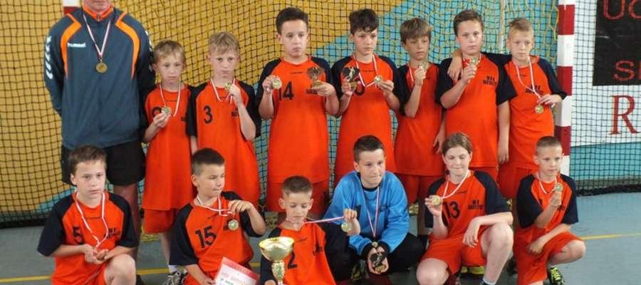 MDK Bartoszyce — zwycięzcy turnieju w Ryjewie
