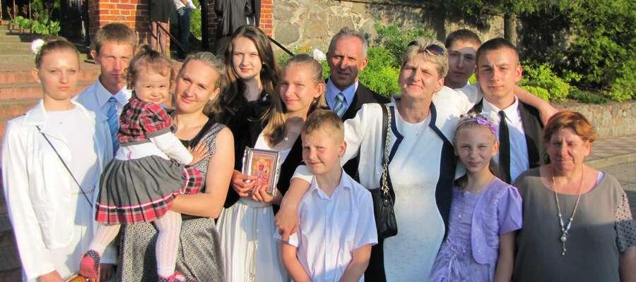 Rodzina Państwa Galanty