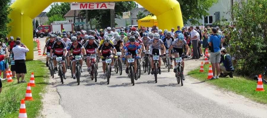 W ubiegłym roku wyścig wystartował z Ołdak, w tym przeniesie się do Laskowca
