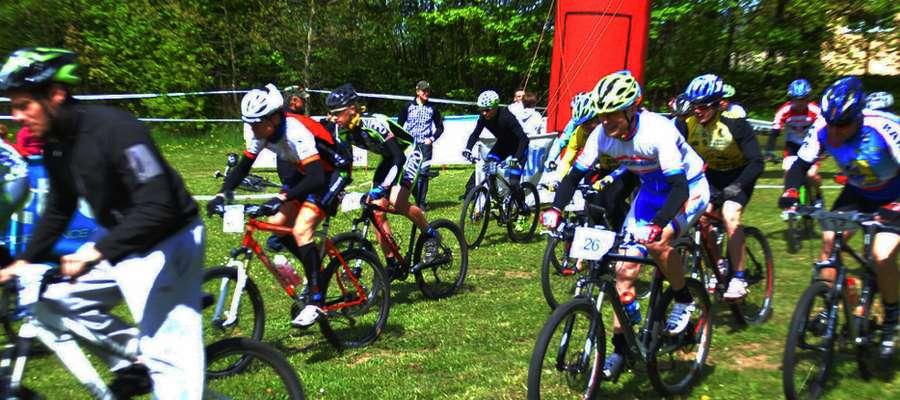 2 maja odbyły się w Sorkwitach zawody z cyklu Family Cup w kolarstwie