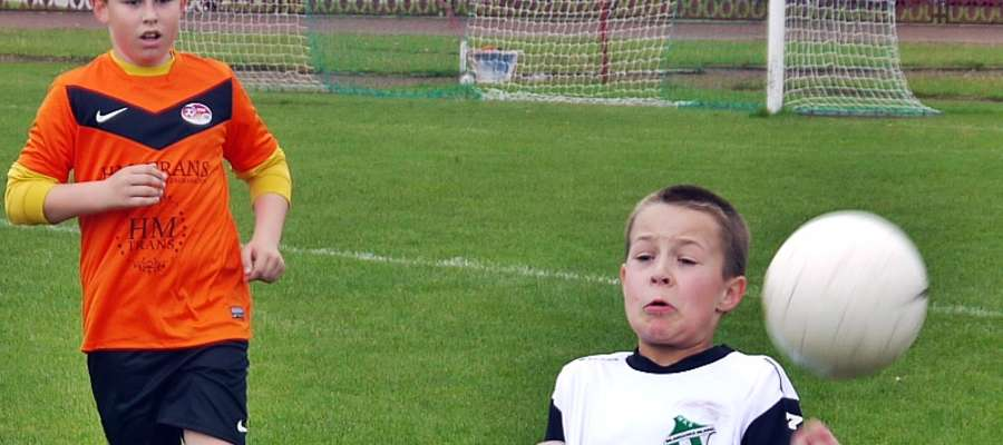 W meczu do lat 12 lepsi od PAF-u okazali się piłkarze z Mławy, mimo że w tabeli to płońszczanie są wyżej notowani