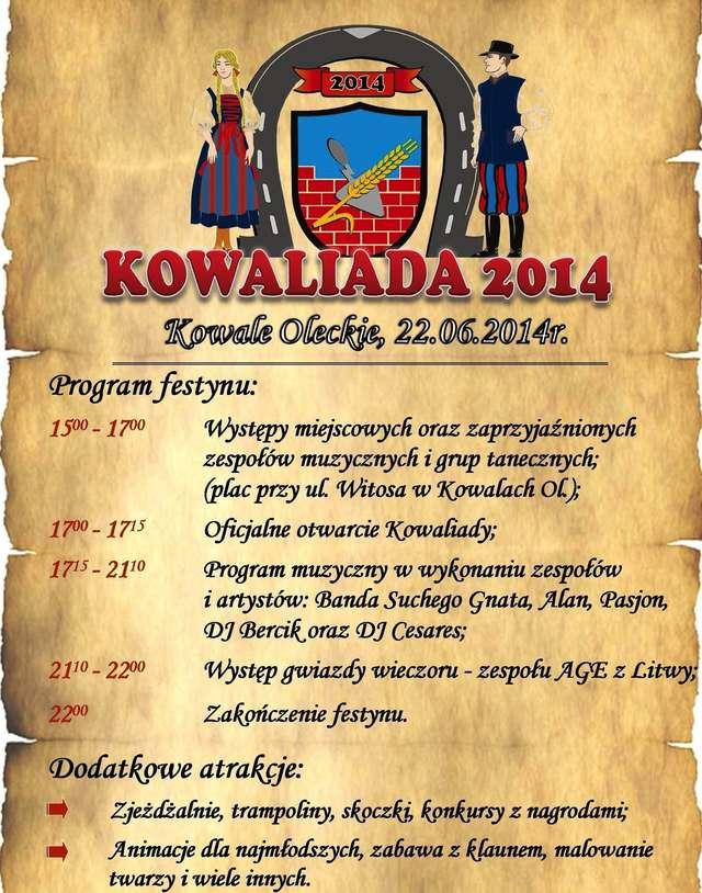 Kowaliada 2014 - full image