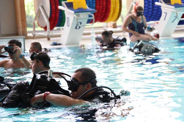 Olsztyn.Aktywnie! - podwodny spacer w Aquasferze - full image