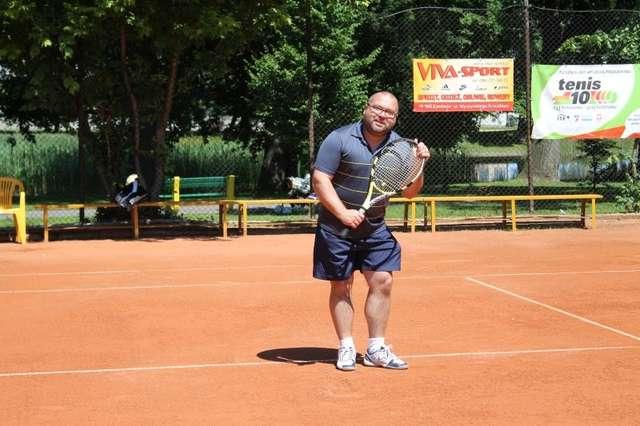 Dwa czerwcowe turnieje tenisowe za nami - full image