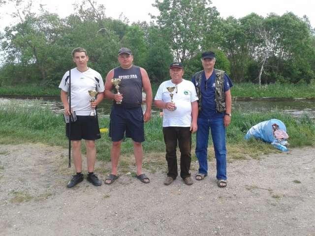 Spławikowe Mistrzostwa odbywały się nad Kanałem Szymońskim - full image