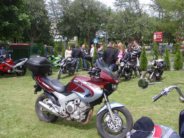 Apel do motocyklistów i kierowców - unikaj brawury - full image