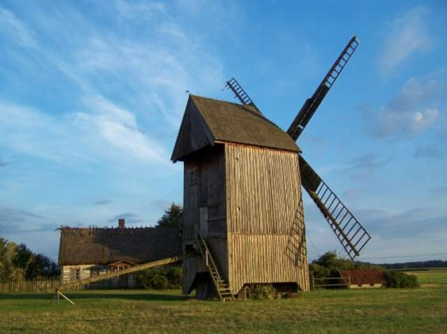 10 tys. zł na XIX-wieczny wiatrak - full image