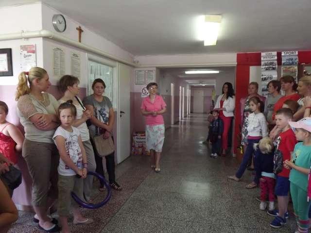 Podczas dnia otwartego nie zabrakło dzieci razem z rodzicami  - full image