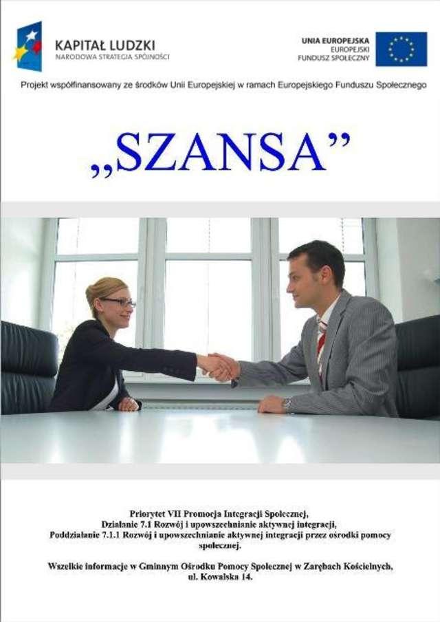 """Zaręby Kościelne. Ponad 98 tys. zł na """"Szansę"""" - full image"""