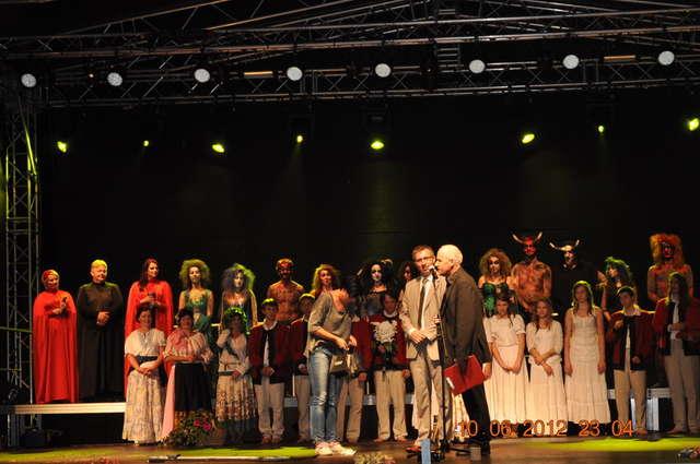 """Majówka 2012 - jedna z imprez dofinansowanych przez LGD """"Zielone Sioło"""" - full image"""