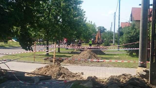W Ostrowi doszło do wycieku gazu ziemnego - full image