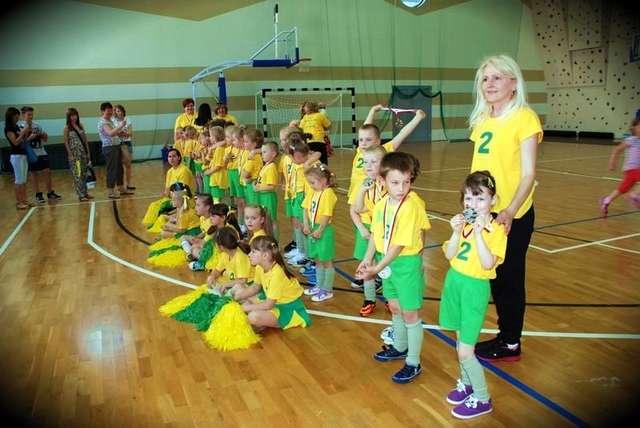 Olimpiada Sportowa Przedszkolaków po raz czwarty - full image