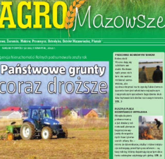 Agro Mazowsze - II kwartał 2014 - full image