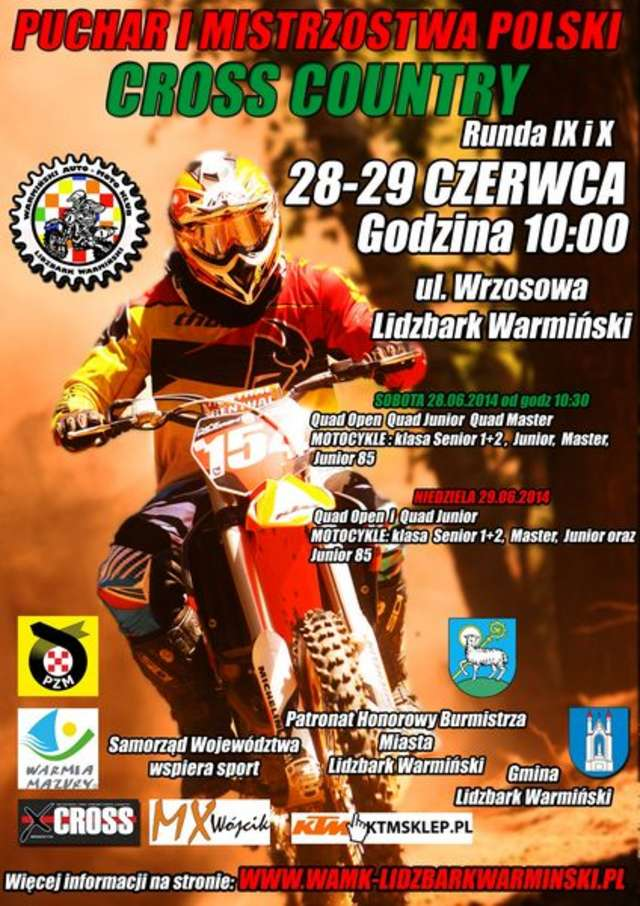 Puchar i Mistrzostwa Polski Cross Country - full image