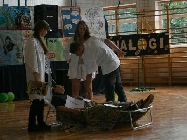 Stop uzależnieniom - akcja w Gozdowie - full image