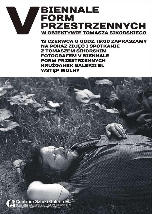 V Biennale Form Przestrzennych w obiektywie Tomasza Sikorskiego  - full image