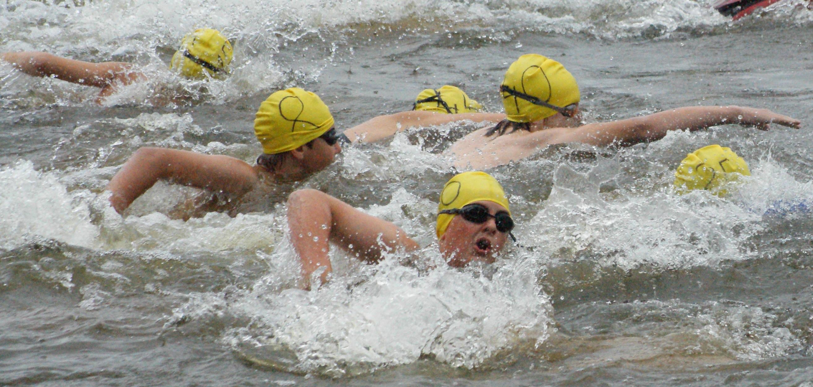 Rajd Pływacki odbędzie się tradycyjnie w wodach Małego Jezioraka