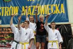 Drużyna OKKK zajęła I miejsce w klasyfikacji drużynowej