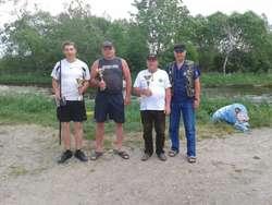 Spławikowe Mistrzostwa odbywały się nad Kanałem Szymońskim