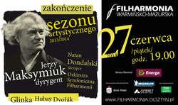 Maestro Jerzy Maksymiuk w Olsztynie