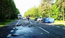 Do wypadku doszło 25 maja