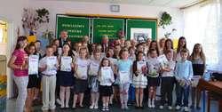 Uczniowie zaprezentowali bardzo wysoki poziom recytatorski podczas konkursu