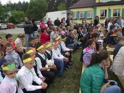 W Festynie Rodzinnym w Dybkach uczestniczyło wielu mieszkańców