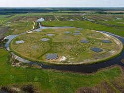 Centralne skupisko anten w Holandii