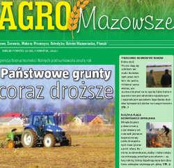 Agro Mazowsze - II kwartał 2014