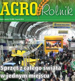 Agro Rolnik - I kwartał 2014