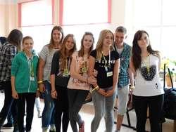 Młodzież z PaT w SP nr 1 w Ostrowi