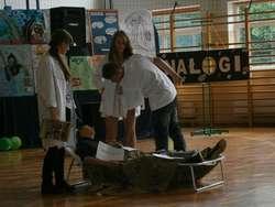 Stop uzależnieniom - akcja w Gozdowie